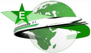 Logotip društva ŽED oz. FES