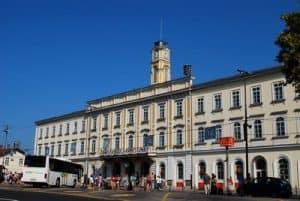 Zelezniška postaja Ljubljana