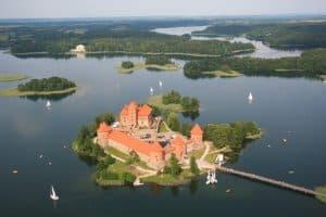 Litva Trakai
