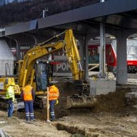 Železniška postaja Maribor prenova