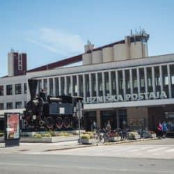 Železniška postaja Maribor